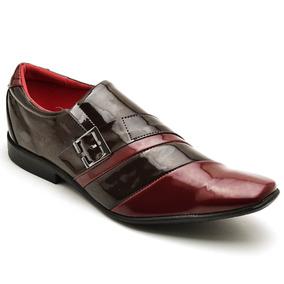 ac73f2efc Sapato Social Marrom Barato - Sapatos Sociais para Masculino no ...