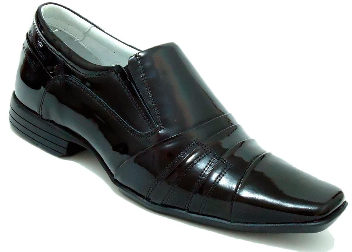 c10f7554b0 sapato social masculino couro100% verniz franca dhl calçados. Carregando  zoom.