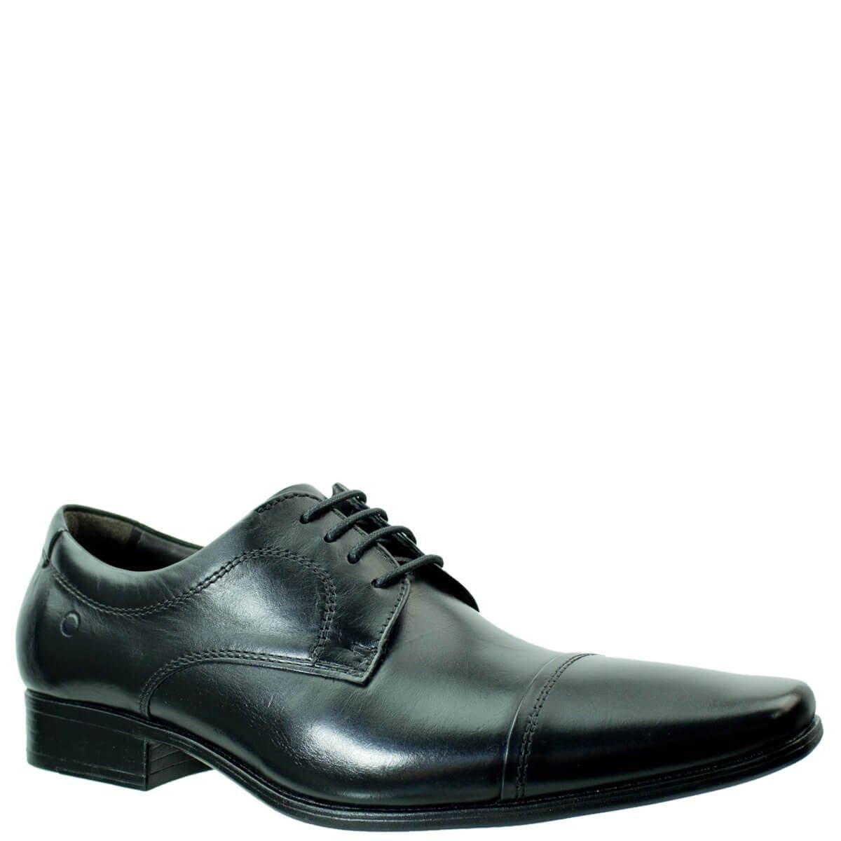 5864dcdf6a7 sapato social masculino democrata aspen couro. Carregando zoom.