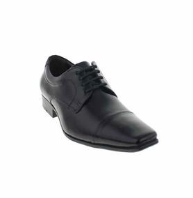 73b6f6b121 Sapato Social Masculino Democrata Cadarço Fino 450052-001