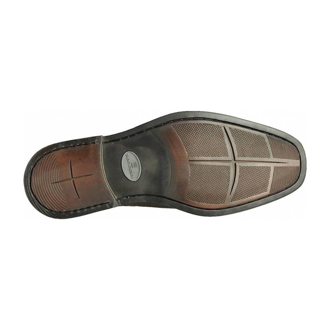 7a9132cc5a sapato social masculino derby sandro moscoloni hudson preto. Carregando zoom .