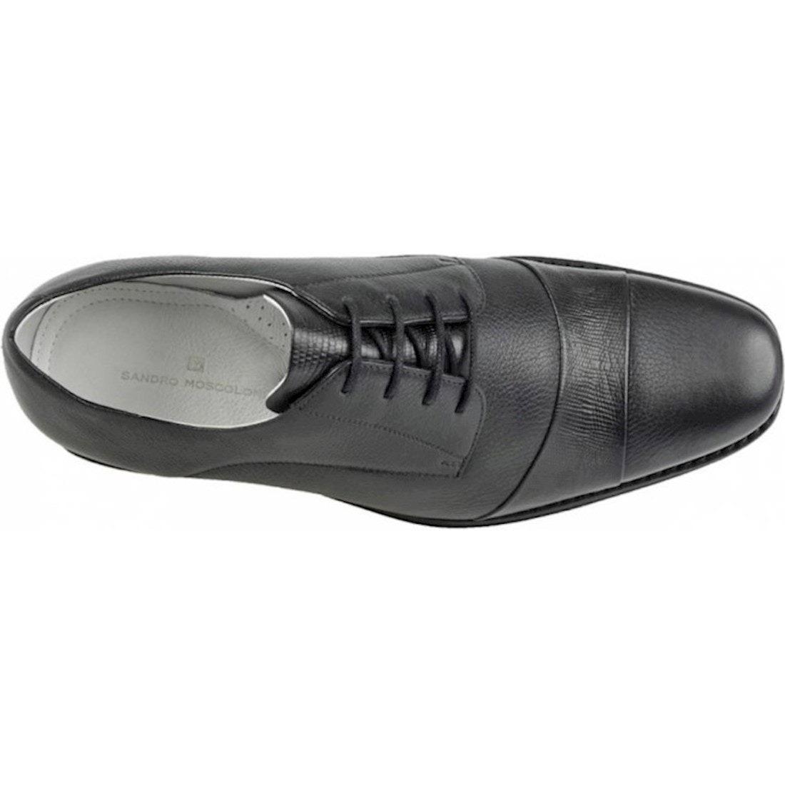59897f4994 sapato social masculino derby sandro moscoloni newbury preto. Carregando  zoom.