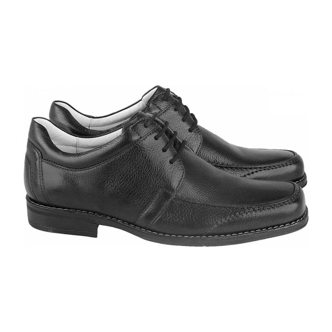 b08164ef61 sapato social masculino derby sandro moscoloni trump preto. Carregando zoom.