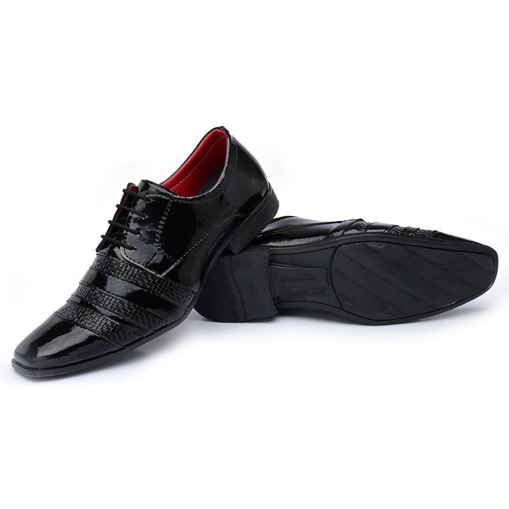 ae5774c33 sapato social masculino elegance 5014 melhor preço. Carregando zoom.