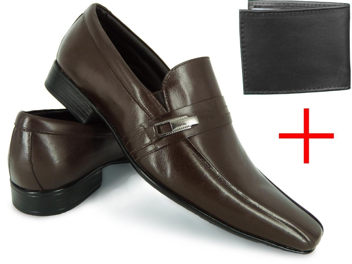f9fcf68eb sapato social masculino em couro direto da fábrica artshoes. Carregando  zoom.