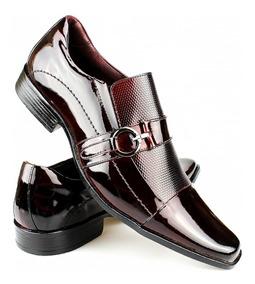 6e4ffd85a0 Sapato Social Gofer Em Couro - Calçados, Roupas e Bolsas com o Melhores  Preços no Mercado Livre Brasil