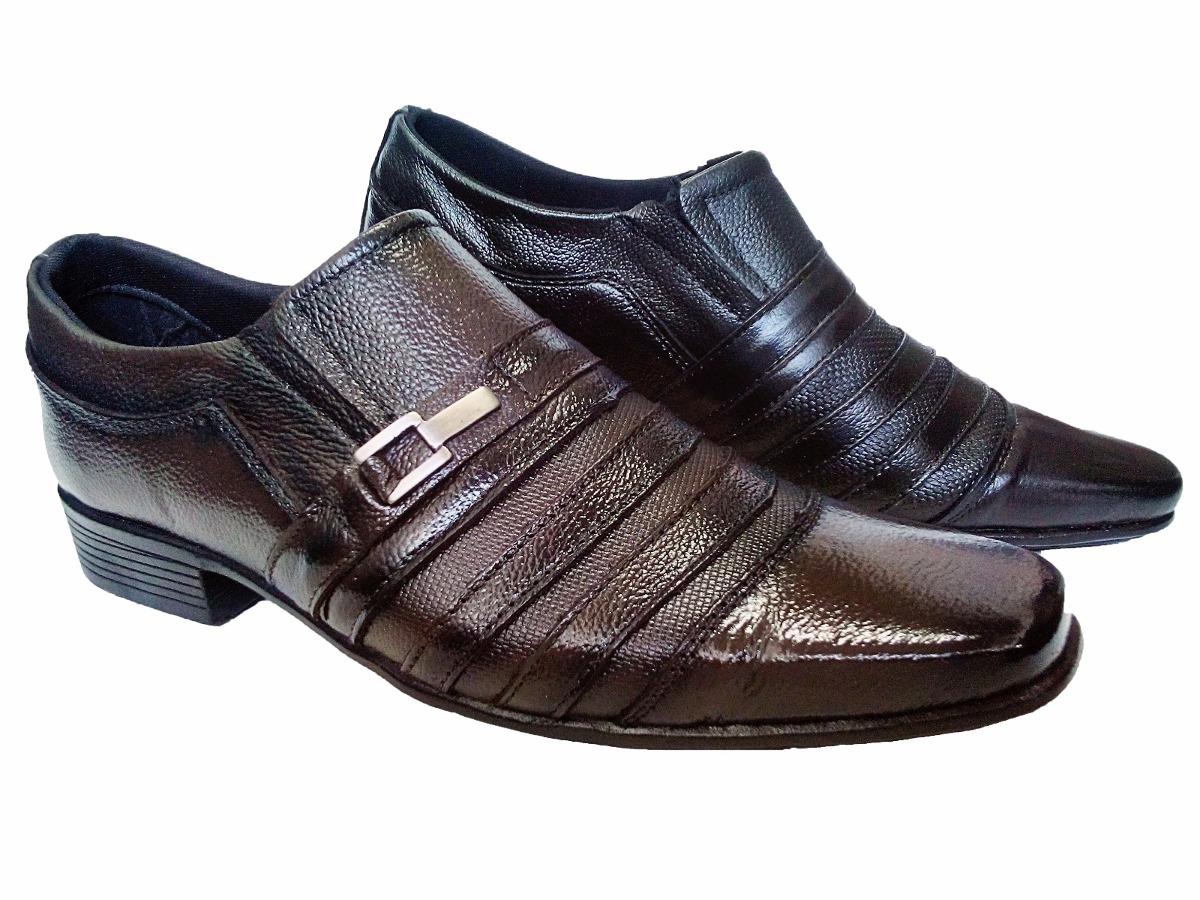 31ef1f2d7b sapato social masculino em couro legitimo - franca sp. Carregando zoom.