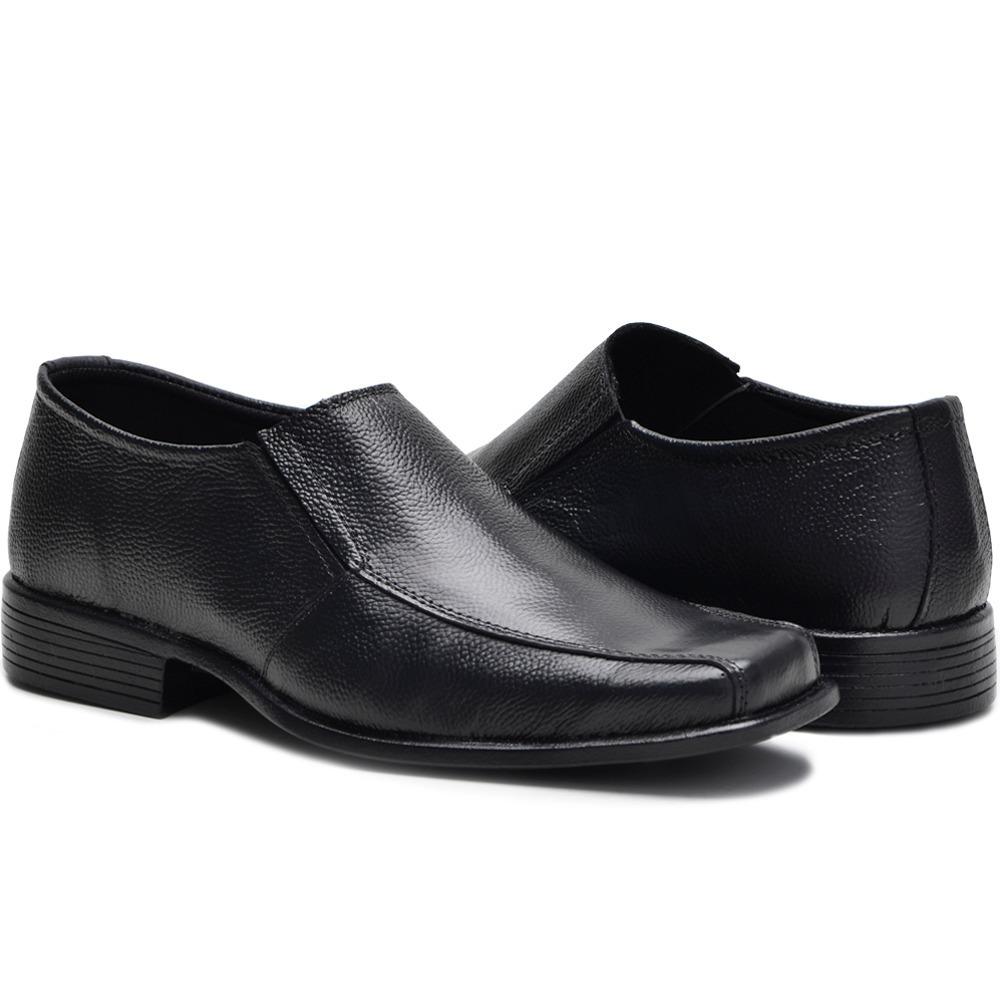 a1d3ade56 sapato social masculino em couro legitimo melhor preço. Carregando zoom.