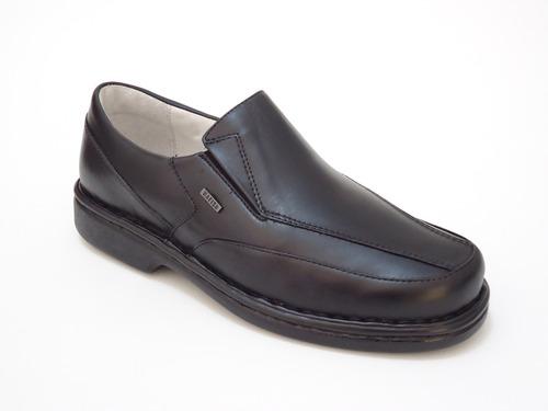 sapato social masculino em couro super confortável sapatocia