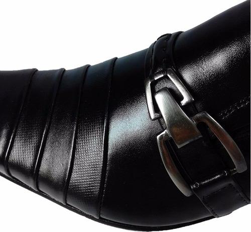 sapato social masculino estilo moderno