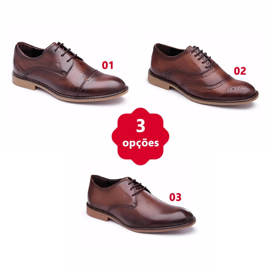 df53d908d5 sapato social masculino estiloso + frete grátis. Carregando zoom.