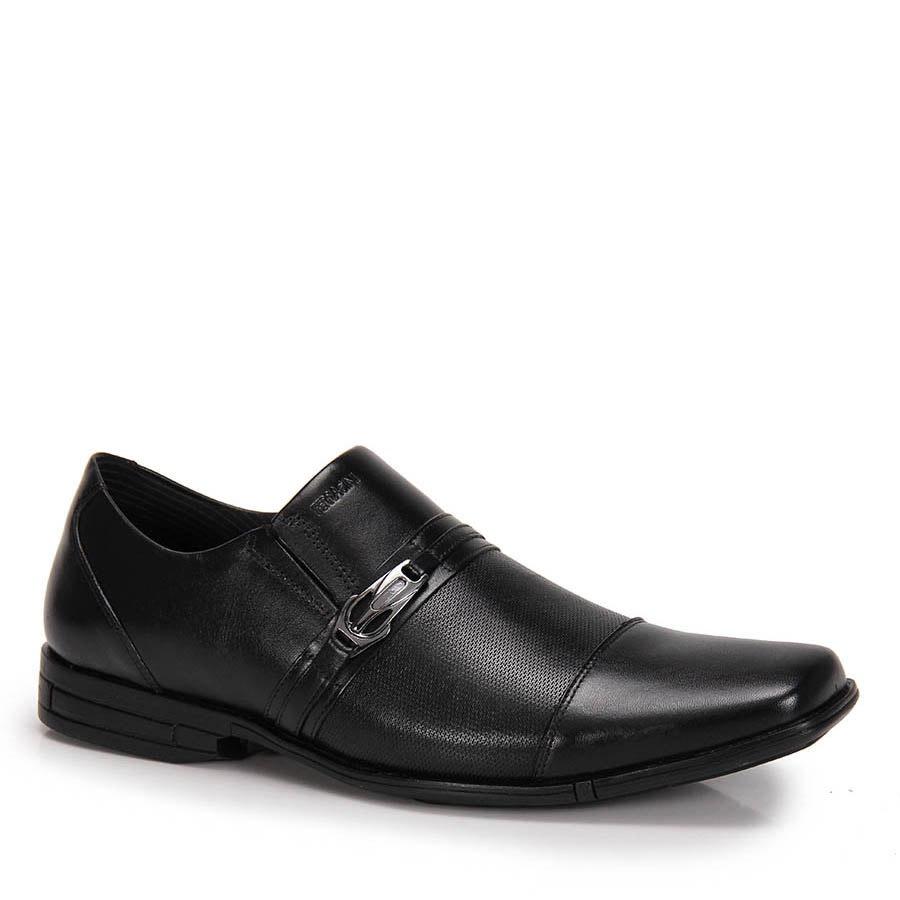 9e4ed476c7 sapato social masculino ferracini bristol - preto. Carregando zoom.