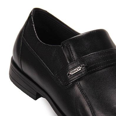sapato social masculino ferracini - preto
