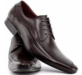 bfd329537 Sapato Social Masculino Italiano Couro Legitim - Sapatos Sociais e ...