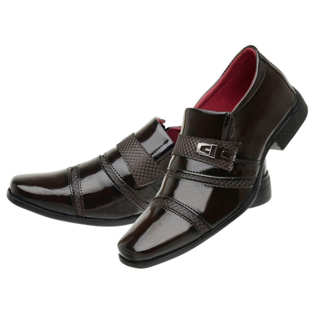 0e931f56f0 Sapato Social Masculino Kit3 Pares Promoção Imperdivel - R  100