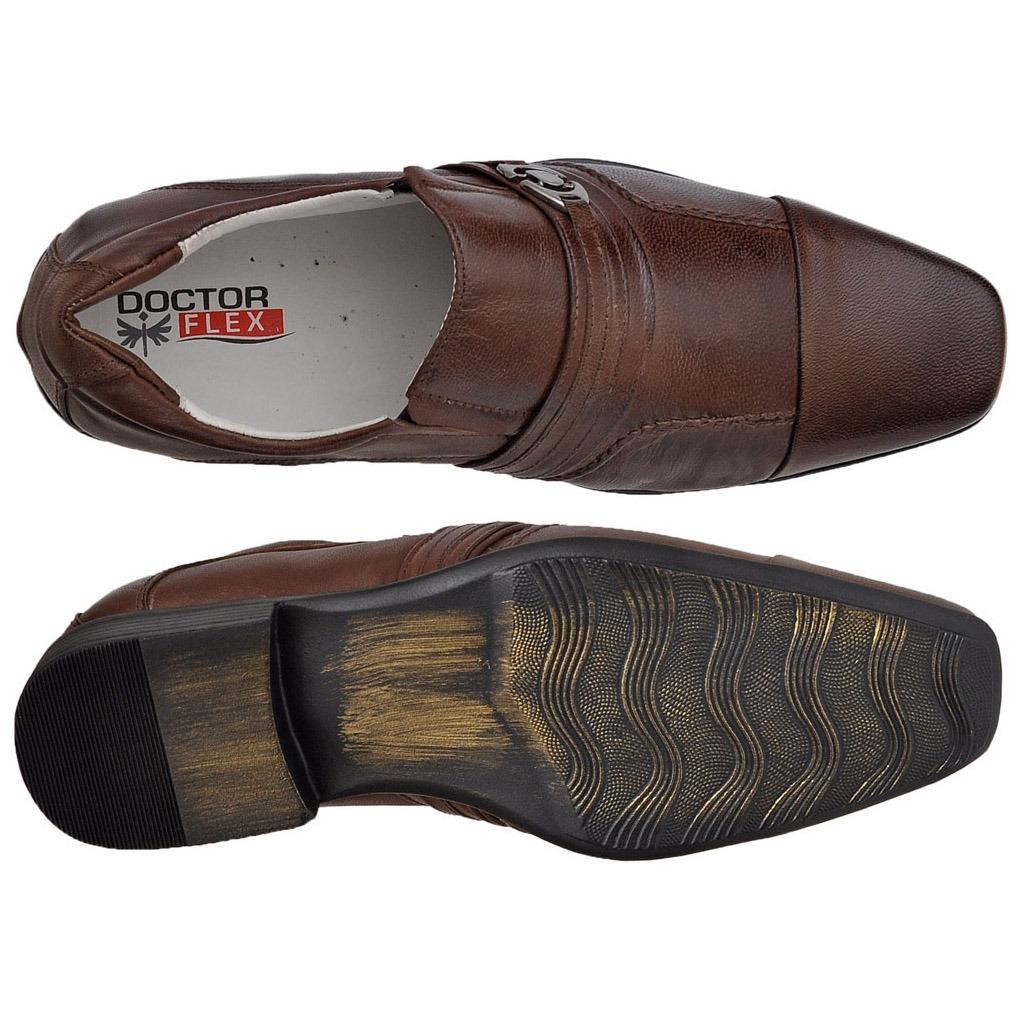 527f99135 Sapato Social Masculino Linha Extremo Conforto De Couro Cs - R$ 137 ...