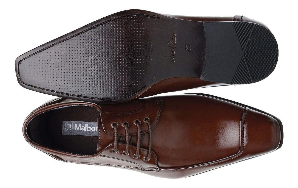 895adb7df3 sapato social masculino malbork estilo italiano couro natura. Carregando  zoom.