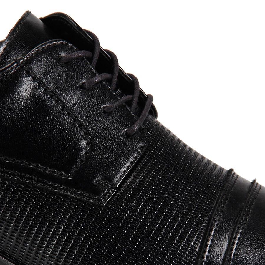 a7f38581ec sapato social masculino mariner - preto. Carregando zoom.