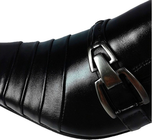 sapato social masculino mod. exclusivo promoção frete gratis