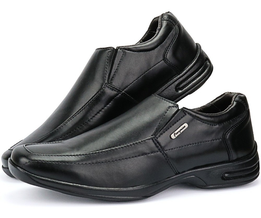 99caec425 sapato social masculino ortopedico anti stress palmilha maci. Carregando  zoom.