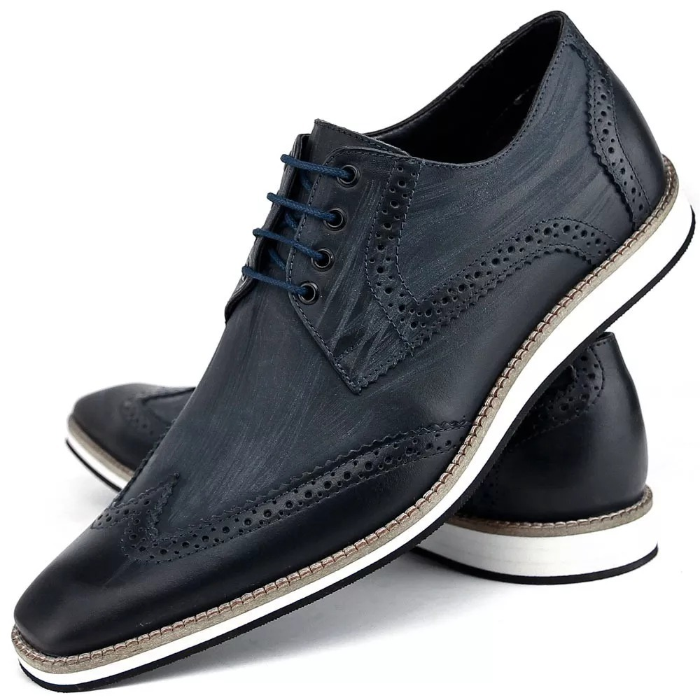 ab200c4ba sapato social masculino oxford casual esporte fino elegante. Carregando  zoom.