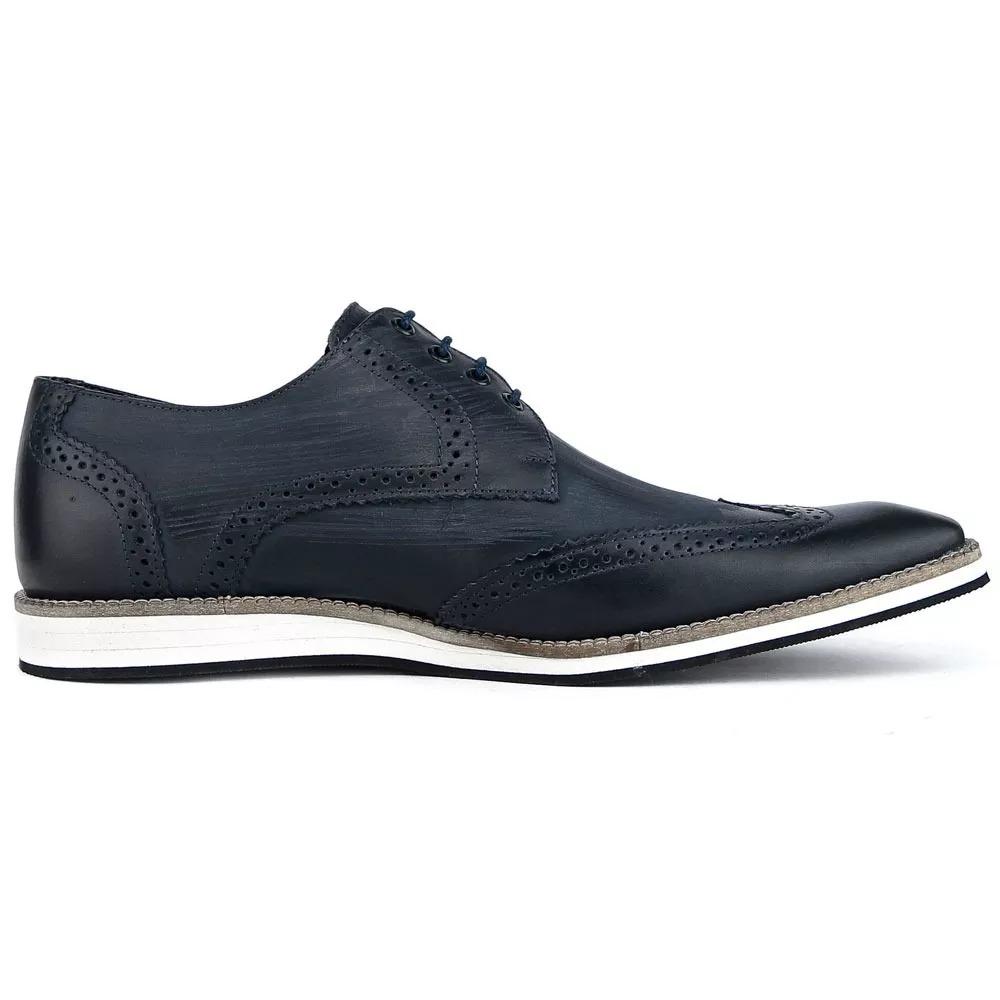 bf7293e40 sapato social masculino oxford casual esporte fino fashion. Carregando zoom.