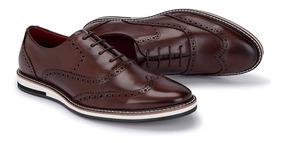 a00233b06a Sapato Social Masculino Oxford Modelo Inglês Luxo Couro 046. 2 cores. R$ 179  90