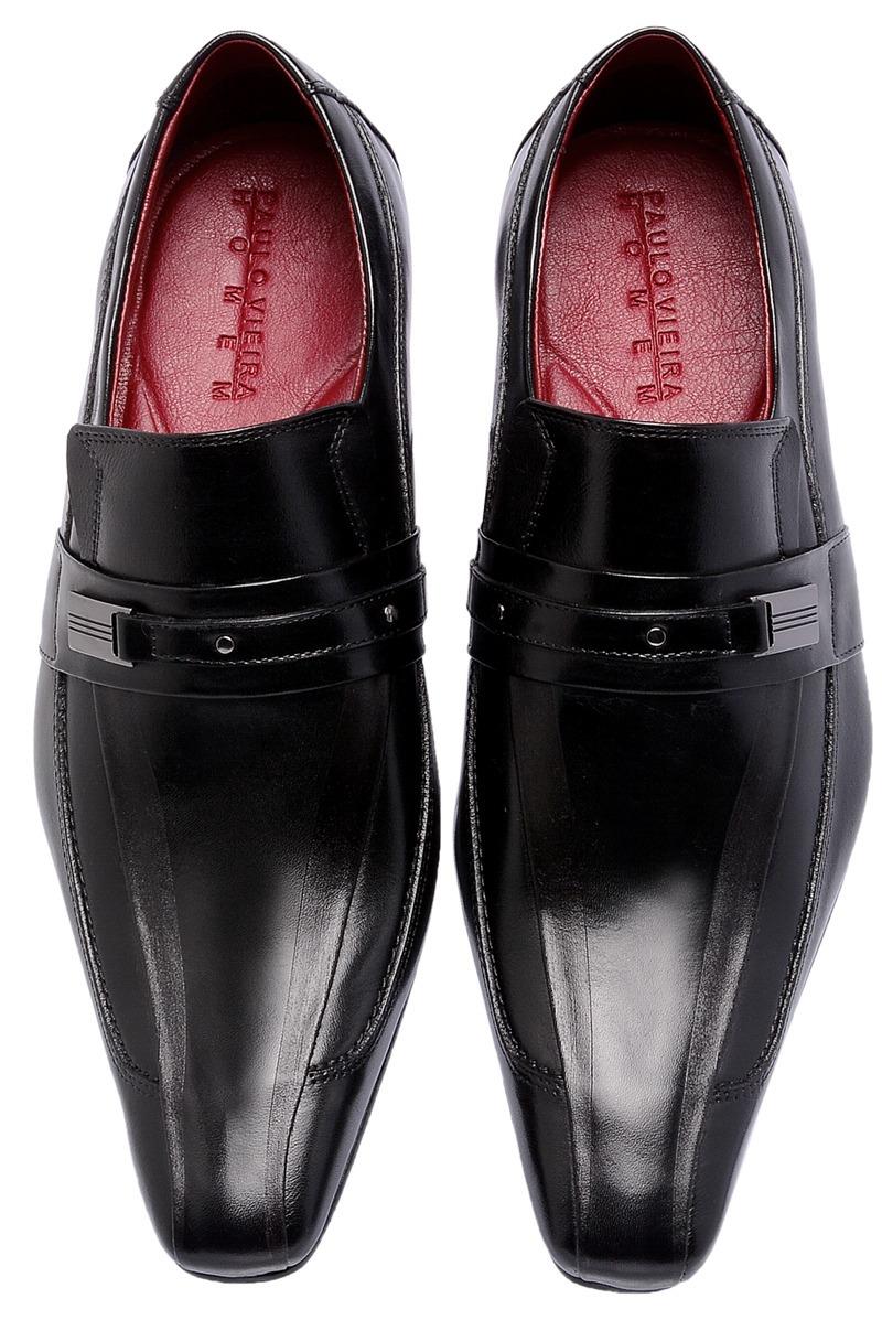 b9c8bbe7b9 sapato social masculino paulo vieira em couro legítimo 021. Carregando zoom.