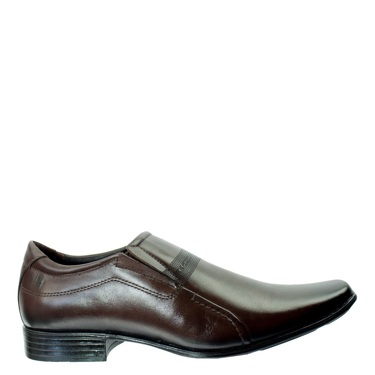 eb21194065 Sapato Social Masculino Pegada Anilina 124606-03 - R$ 149,90 em ...