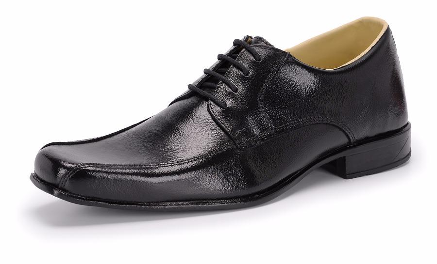 f477d1c8f sapato social masculino preto bico fino promoção couro 902. Carregando zoom.