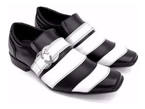 8ad0886693 Sapatos Masculinos Social Diferenciados - Sapatos com o Melhores Preços no  Mercado Livre Brasil