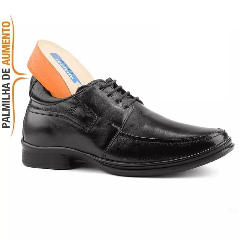 728cf6c6a0 sapato social masculino rafarillo 9305 você 7 cm mais alto. Carregando zoom.