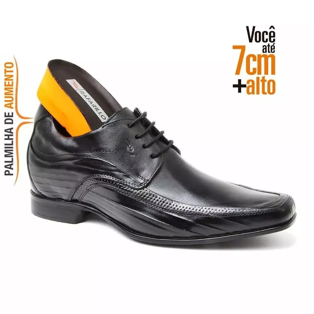 857b03c99e sapato social masculino salto interno rafarillo 3206 barato! 4 Fotos