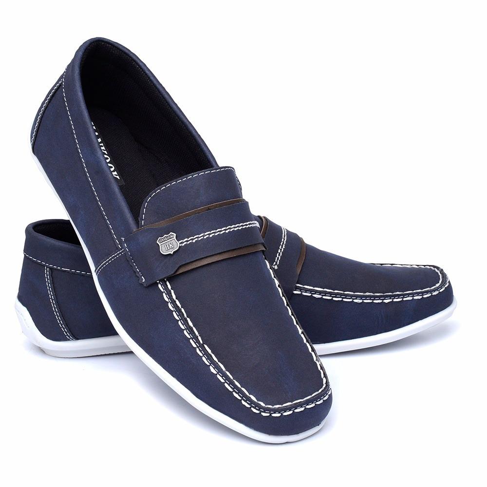 99b23a9708 sapato social masculino sport fino drive mocassim promoção. Carregando zoom.