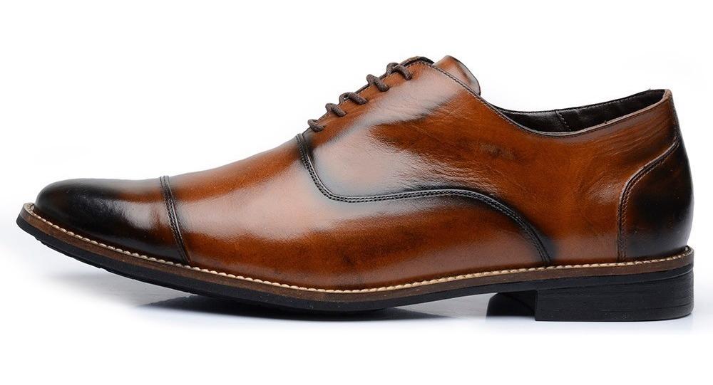 7e9ed38c65 sapato social masculino stefanello york couro legítimo. Carregando zoom.