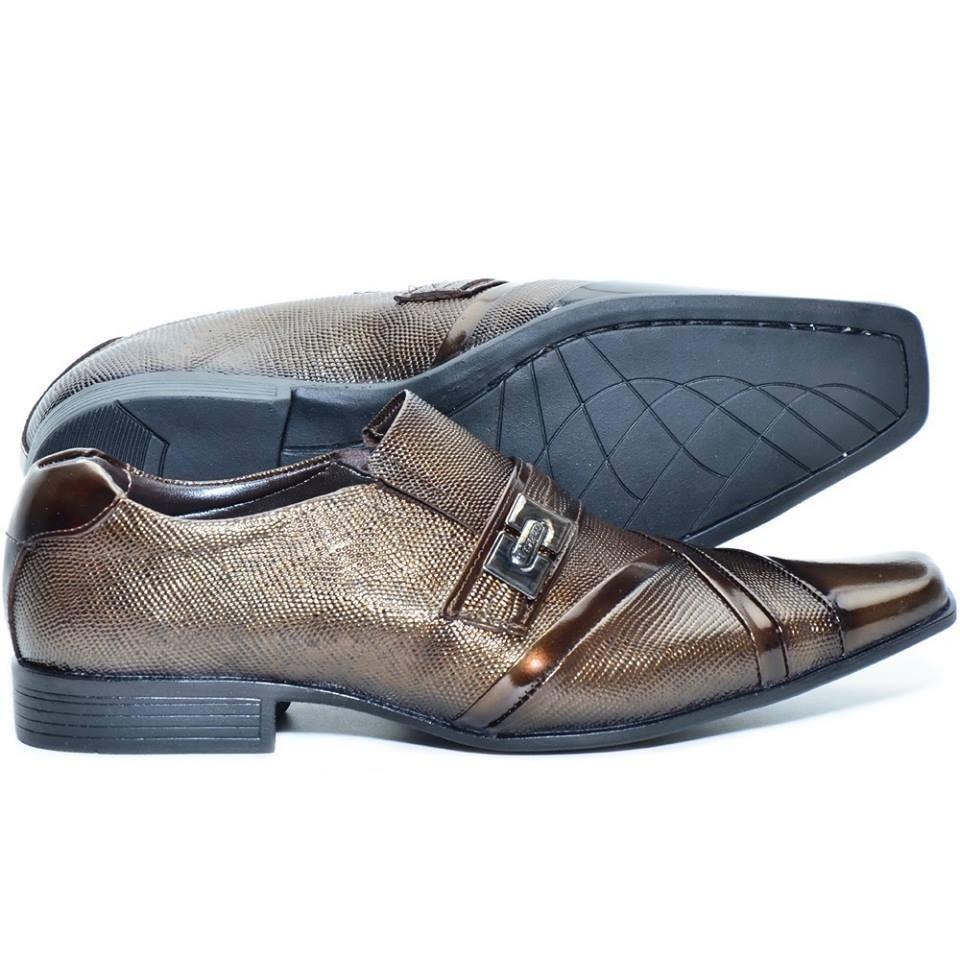 ba245eb4b sapato social masculino super luxo promoção de lançamento. Carregando zoom.