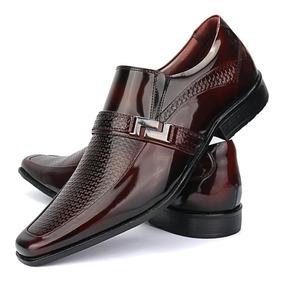becdc6478 Sapato Masculino Super Luxo - Sapatos com o Melhores Preços no Mercado  Livre Brasil