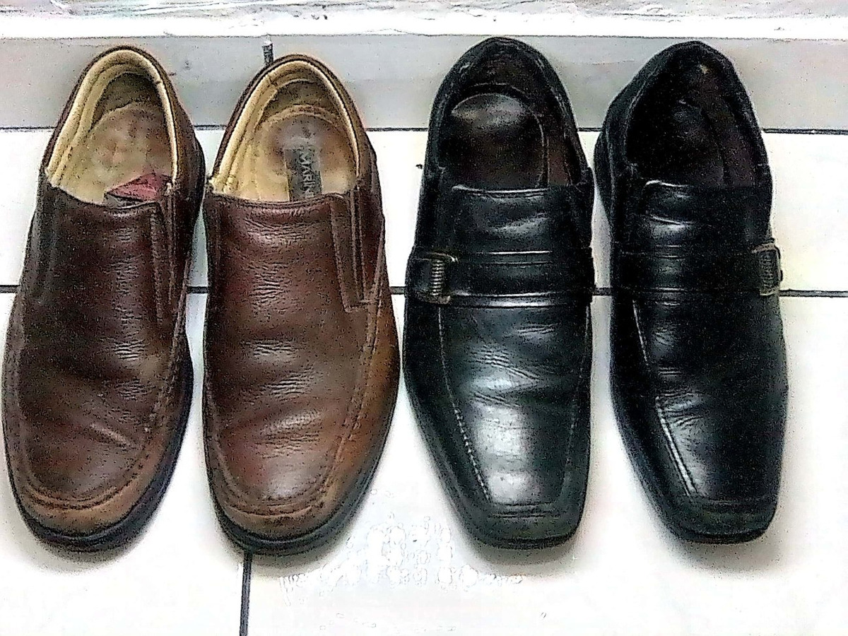 b5a50ac39 Sapato Social Masculino Talk Flex N38 - R$ 100,00 em Mercado Livre
