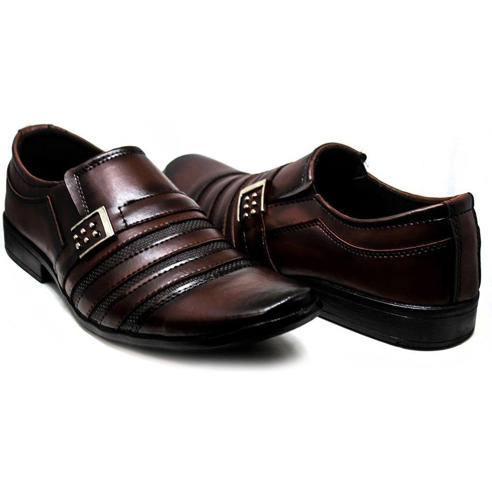 639e439c0 Sapato Social Masculino Verniz Barato + Brinde - R$ 59,90 em Mercado ...