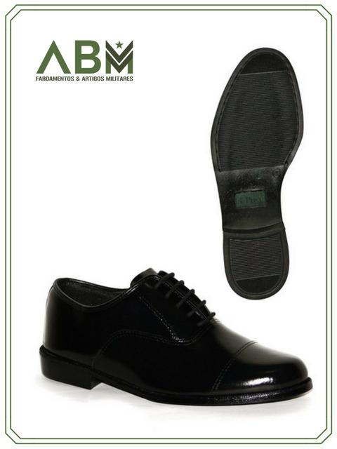 1d24d28960 Sapato Social Militar - Price Atalaia - R$ 154,18 em Mercado Livre