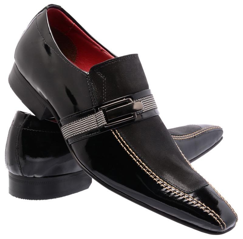 a74a9862fe sapato social modelo italiano paulo vieira ref 497. Carregando zoom.