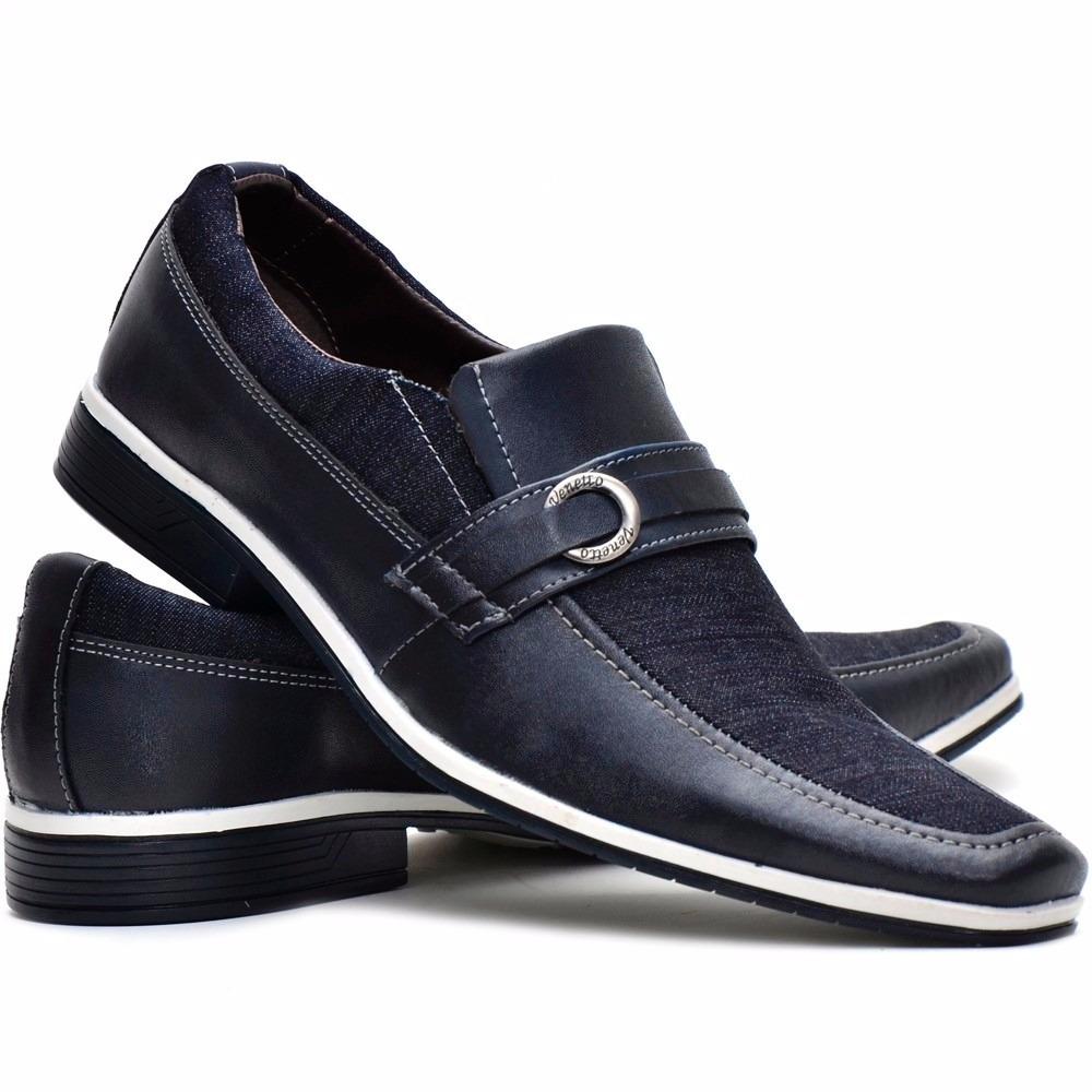 55bc6a10ac sapato social modelo italiano venetto trabalho comemorações. Carregando  zoom.