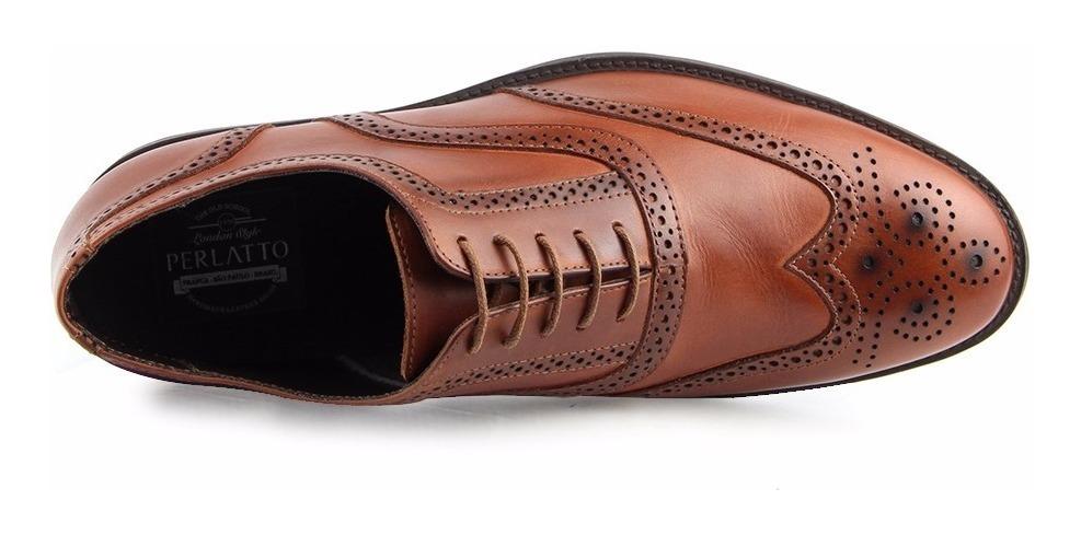 cf8d186c26 sapato social oxford whisky couro legitim combina com terno. Carregando  zoom.