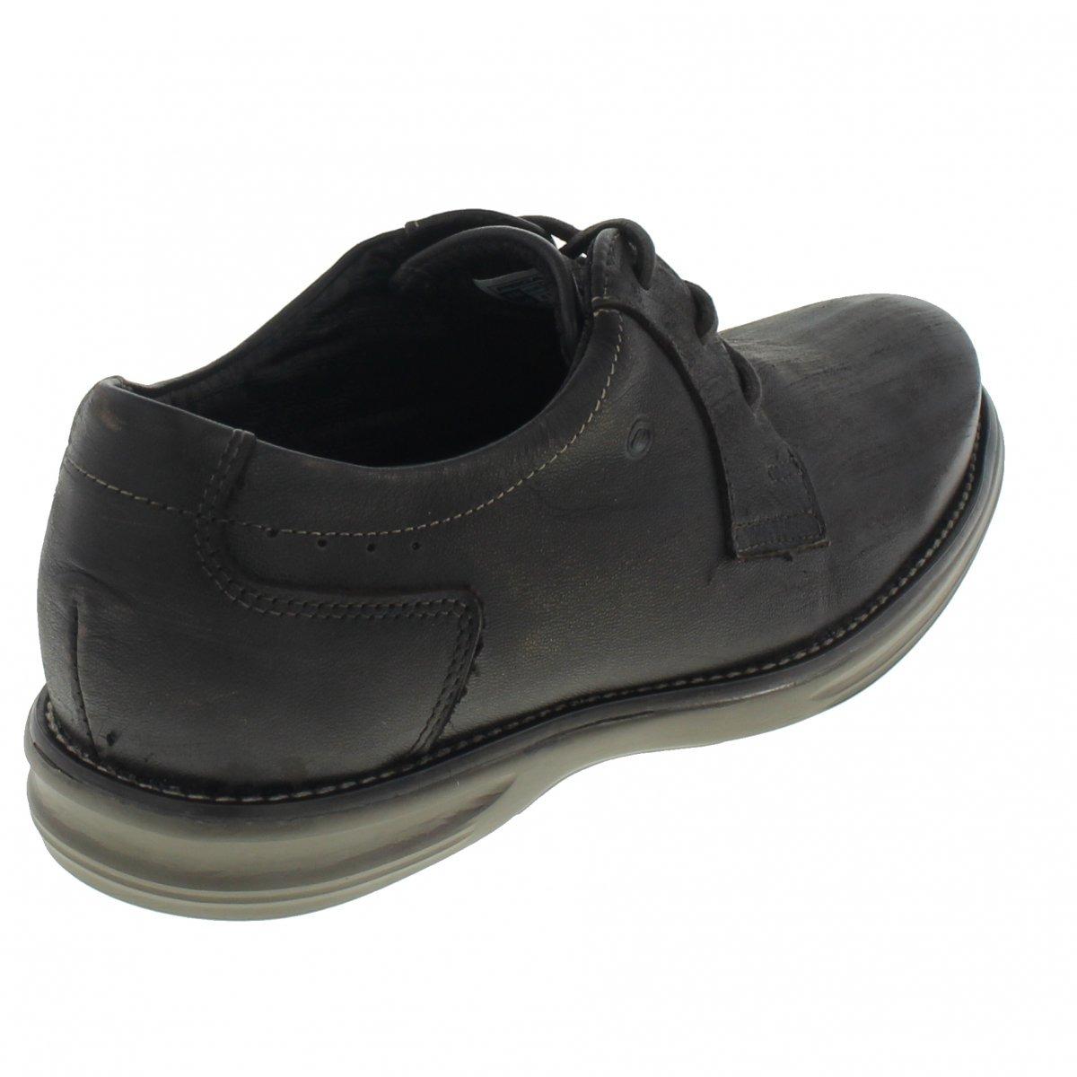 5c4ead18a4 Sapato Social Pegada 124902-03 Goat Brown Masculino - R$ 219,90 em ...
