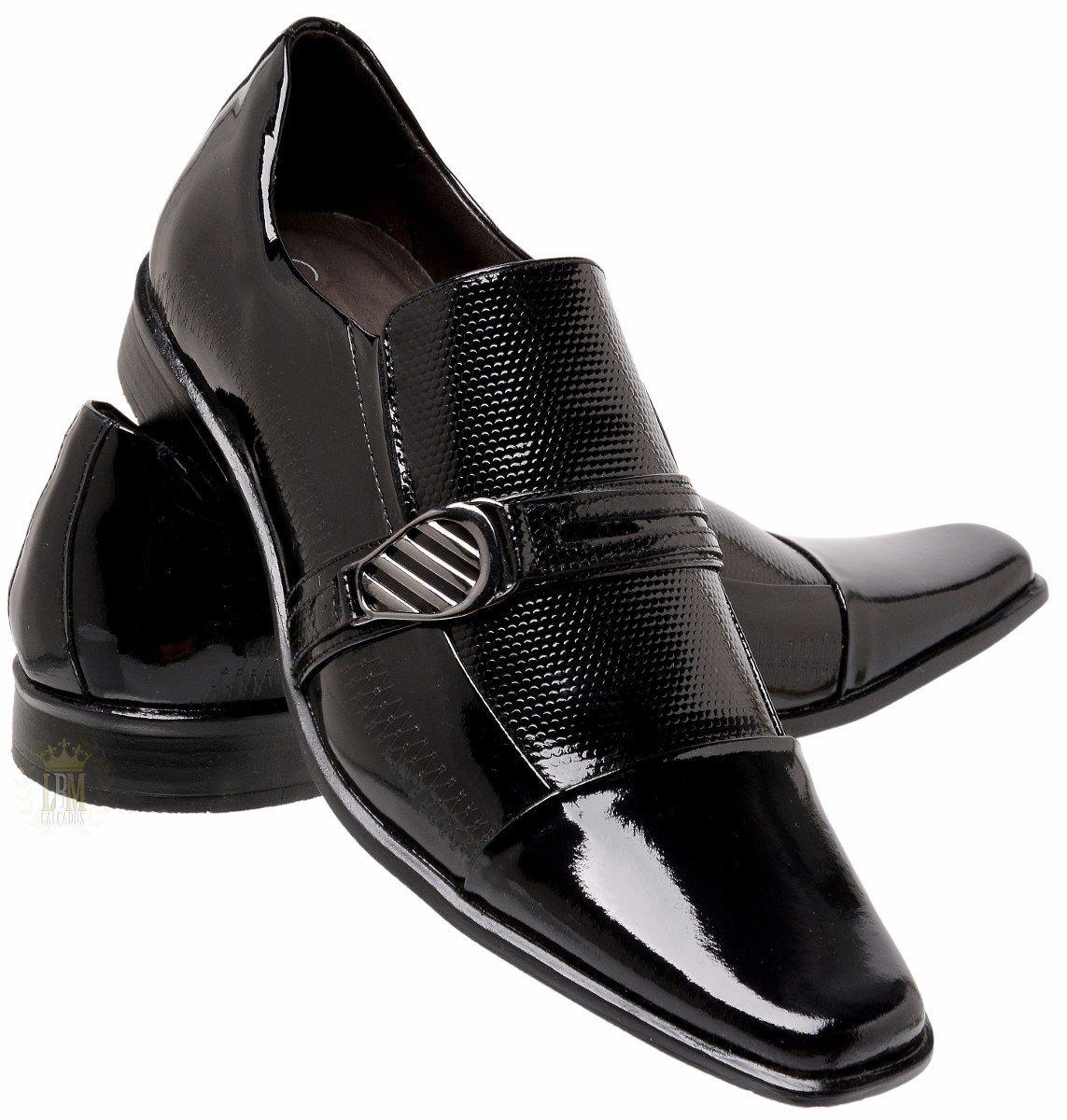 0eab6f832 sapato social preço de atacado couro legitimo + brinde. Carregando zoom.
