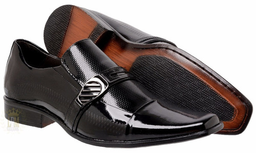 08d1699f0 Sapato Social Preço De Atacado Couro Legitimo + Brinde - R$ 169,40 ...