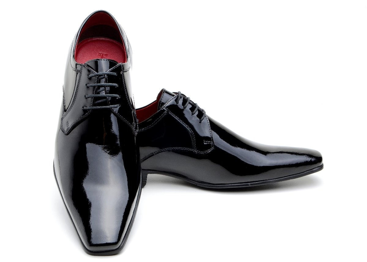 1b60b8e74 Sapato Social Preço De Atacado Em Couro Carteira Brinde - R$ 169,40 em  Mercado Livre