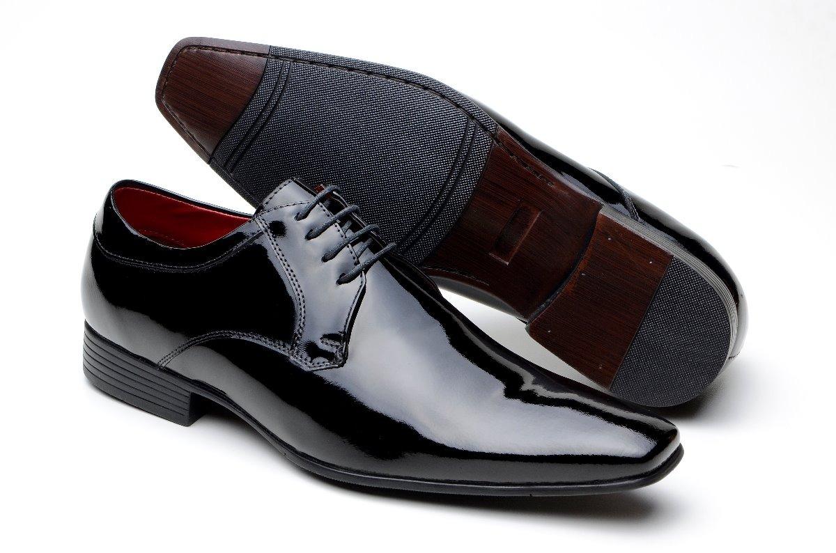 20b36b122 Sapato Social Preço De Atacado Em Couro Carteira Brinde - R$ 169,40 em  Mercado Livre