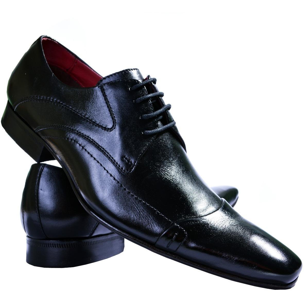 c873d4264 sapato social preto - bico italiano - paulo vieira, ref.:405. Carregando  zoom.