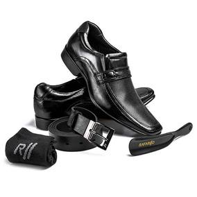 3134ebaf25 Sapato Social Masculino Rafarillo - Sapatos com o Melhores Preços no  Mercado Livre Brasil